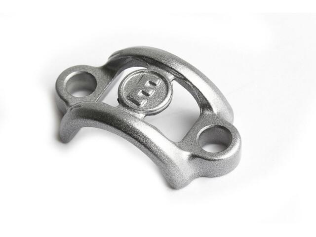 Magura Klemring aluminium, zonder schroeven zilver